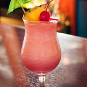 Caribbean Fresh Fruit Punch